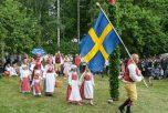 スウェーデンの民族衣装①