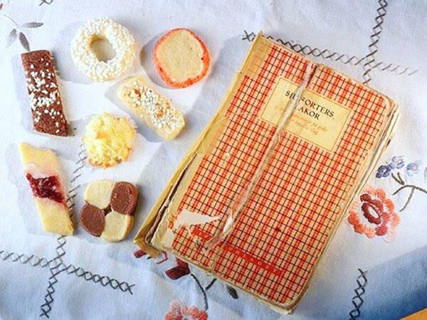 フィーカの7種類の焼き菓子