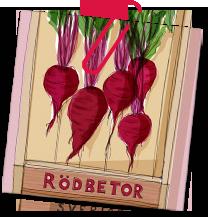 Rödbetor (ロードベートル)