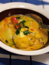 Fisksoppa(フィスクソッパ)魚のスープ