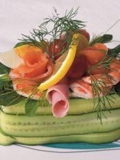 Smorgastarta(スモルゴストータ)サンドイッチケーキ
