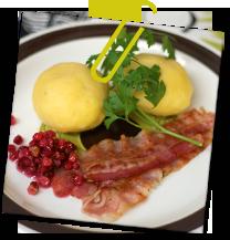 Kroppkaka(クロップカーカ) スウェーデン風肉まん