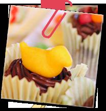 pask(ポスク)のお菓子とケーキ
