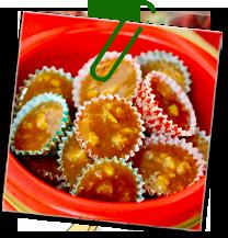 Knäck(クネッケ)ソフトアーモンドキャンディー