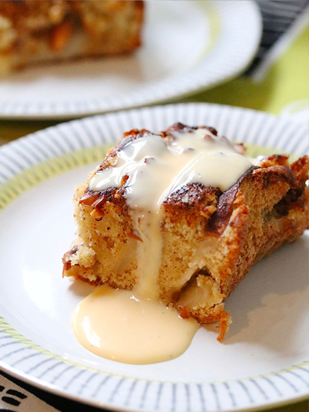 Äppelkaka(エッペルカーカ)林檎のケーキ